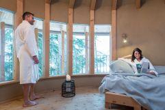 Entspannung pur in den Wellnessoasen (c) Angélica Morales (TVB Silberregion Karwendel)