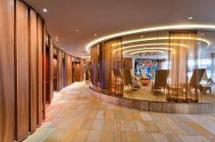 Entspannungsbereich im Royal Wellness Spa vom Hotel Trofana Royal