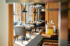Essensbereich des Hotels MorgenZeit (c) Youngmedia