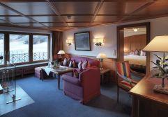 Exklusiver Wohnkomfort in der Superior Suite (c) Rainer Hofmann Photodesign (Hotel Zürserhof)
