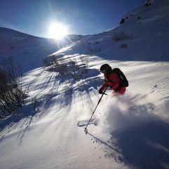 Exklusives Skierlebnis am Arlberg (c) Bernhard Huber (Hotel Zürserhof)