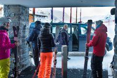 Fahrservice zur Skipiste (c) Dominik Zimmermann (Hotel Zürserhof)