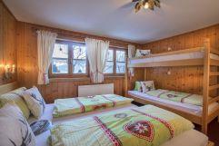 Familienzimmer im Bauernhaus Kühnreit (c) Reifmüller (Wanderhotel Gassner)