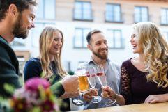 Feiern mit Freunden (c) Thomas Haberland (Hotel Traumschmiede und Gasthof zur alten Schmiede)