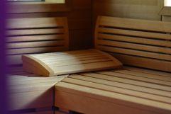 Finnische Sauna (c) Aileen Melucci (Wellnesshotel Walserhof - Kleinwalsertal Hotels)