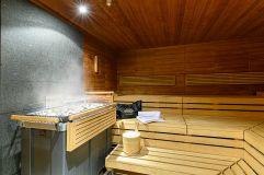Finnische Sauna (c) ML Photographie (Wohlfühlhotel Schiestl)