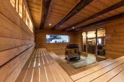 Finnische Sauna (Naturhotel Rainer)