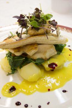 Fischgericht (Alpengasthof Zollwirt)