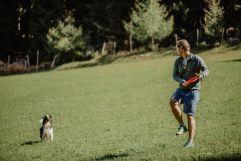 Fit und aktiv im hundefreundlichen Wanderhotel in Südtirol (Wanderhotel Vinschgerhof)