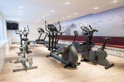 Fitnessberich im Hotel (c) Dominik Zimmermann (Hotel Zürserhof)