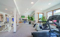 Fitnessraum im Hotel Kaiserblick (c) Markus Auer