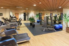 Fitnessraum im Montafoner Hof (Montafoner Hof)