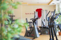 Fitnessraum (IMPULS HOTEL TIROL)