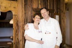 Frau und Herr Untermarzoner (Hotel Tann)