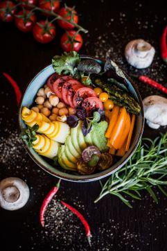 Frische Zutaten als Basis eines köstlich kulinarischen Küchenkozepts (c) Aileen Melucci (Wellnesshotel Walserhof - Kleinwalsertal Hotels)