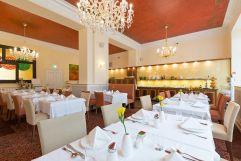 Frühstücksraum (Hotel KAISERHOF Wien)