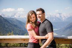Gemeinsam die Zeit in den Bergen genießen (c) Giggle Agentur (Fontis eco farm & suites)