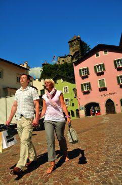 Gemütliche Shoppintour in der Stadt (Tourismusverein Klausen)