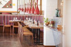 Gemütlicher Restaurantbereich (c) Johanna Gunnberg (Hotel Espléndido)