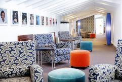 Gemütlicher Sitzbereich (Hotel Espléndido)