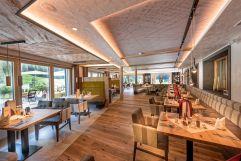 Gemütliches Hotelrestaurant Alte Hütte (Alpinhotel Berghaus)