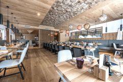 Gemütliches Restaurant Salettl (c) Peter Kuehnl (PURADIES Hotel & Chalets)