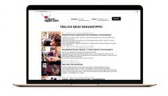 Genusstipps.com - Täglich neue Genusstipps (Schenkenfelder Kommunikation)