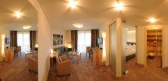 Geräumige Suite Trias (KOLLERs Hotel)
