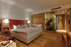 Geräumiges Comfort Doppelzimmer (Hotel Asam)