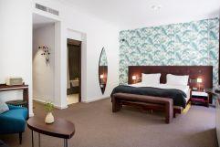 Geräumiges Doppelbettzimmer (c) Johanna Gunnberg (Hotel Espléndido)