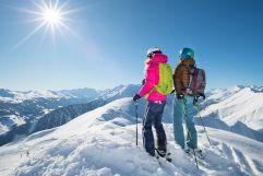 Gipfelstürmer genießen den Ausblick (c) Michael Gruber (Tourismusverband Rauris)