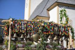 Glockenwagen beim Krimmler Almabtriebsfest (Tourismusverband Krimml)