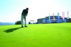 Golf beim Hotel Larimar