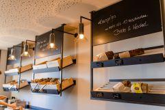 Große Auswahl an frischen Brot und Gebäck (c) Karin Bergmann (Ratscher Landhaus)