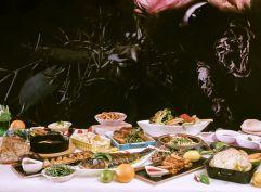 Große Auswahl an kulinarischen Köstlichkeiten im Hotel Blü Gastein (c) Lisa Edi (Hotel Blü Gastein)