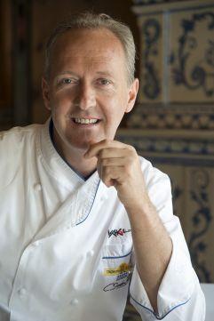 Haubenkoch Martin Sieberer vom Hotel Trofana Royal