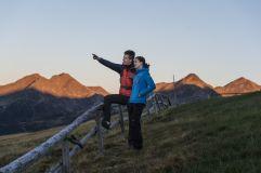 Herbstwanderung auf den Almen der südlichen Eisacktaler Dolomiten ©Helmuth Rier (Tourismusverein Klausen, Barbian, Feldthurns und Villanders)