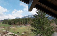 Herrlicher Ausblick vom Hotel in die Natur (c) Patrick vom Berg (Parkhotel Burgmühle)