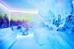Highlight Schneesauna (c) Michael Huber (Hotel Quelle Nature Spa Resort)