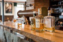 Hochwertigen Drinks an der Barothek (c) Thomas Haberland (Hotel Traumschmiede und Gasthof zur alten Schmiede)
