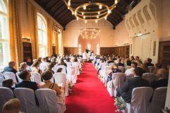 Hochzeit im historischen Quirin-Saal (c) (Hotel Asam)