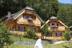 Holzchalets in toller Lage (c) Faistauer Nikolaus (Naturdorf Oberkühnreit)