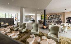Hotelbar im Hotel Schenna Resort