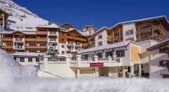 Hotel Klausnerhof im Winter