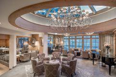 Hotel Lobby (c) Alexander Maria Lohmann (Alpen-Wellness Resort Hochfirst)