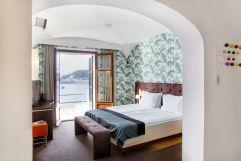 Hotelzimmer mit Meerblick (Hotel Espléndido)