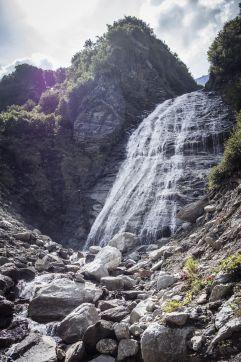 Imposantes Naturschauspiel am Wasserfallrundweg (c) Florian Bachmeier (Tourismusverband Rauris)