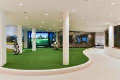Indoor Golfplatz (Trofana Royal)