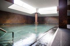 Indoorpool (c) Johanna Gunnberg (VALLUGA Hotel)