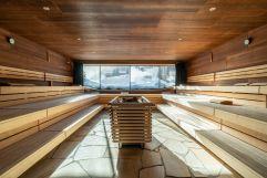 Infinity Aufguss-Sauna (c) Daniel Demichiel  (Hotel Quelle Nature Spa Resort)
